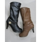 stock tall boots cheap price fast delivery black color
