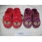 Wholesale Kids' Slippers Indoors Bedroom Cute Image Comfortable Fuzzy House Colorful