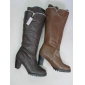 fashion design trendy style winte outdoor leather boots hot selling