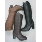 Wholesale Dark color fashion style winter dress leather boots