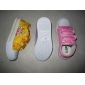 Kids' Casual Velcro Shoes Skateboard Rubber Bottom Round Head Ca