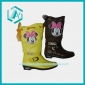 Kids' Comfort Boots Lovely Cartoon Image Fashion Flat Bottom Cotton Inside