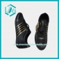 Wholesale Men's Athletic Flat Shoes  Leather Face Sport Running Stripe Fashion Style Gym Outdoor Sneaker
