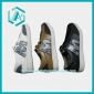 Wholesale Men's Fitness Shoes High Tops Rubber Bottom Cotton Cloth Running Playground