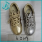 Wholesale NEW Boys or Girls Youth CHILDRENS PLACE Athletic Sneaker Shoe  gold and silver