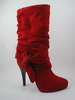 FASHION lady leather boots