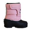 lovely Cotton Fabric Buckle Strap winter boots