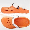 men's leather sandal in various of sizes and colors