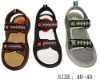 men's PU comfortable sandals with competitive price
