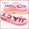 girls' comfortable soft beautiful outdoor slipper in high quality