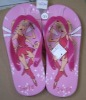 promotion slipper, flip flop, children slipper