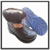 supply children's goat and Big Big Wolf snow boots