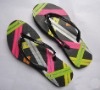 rubber thongs(rubber flip flop)