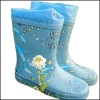 Wholesale Children rubber rain Boots