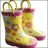 Wholesale Colorful rubber rain boots