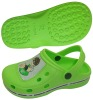 Wholesale children casual shoes, eva garden clogs, beach sandals