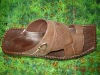 leather slippers for men